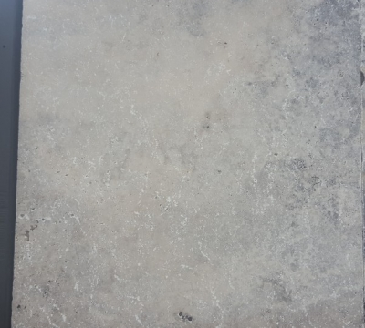Silver Travertine Paving