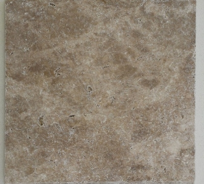 Dark Wallnut Travertine Paving