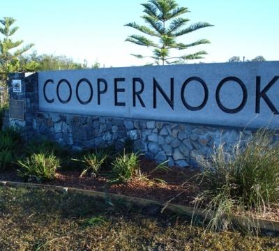 GTCC Town Signage - Coopernook