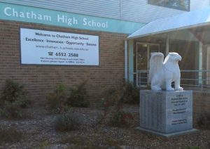 community-chatham-high