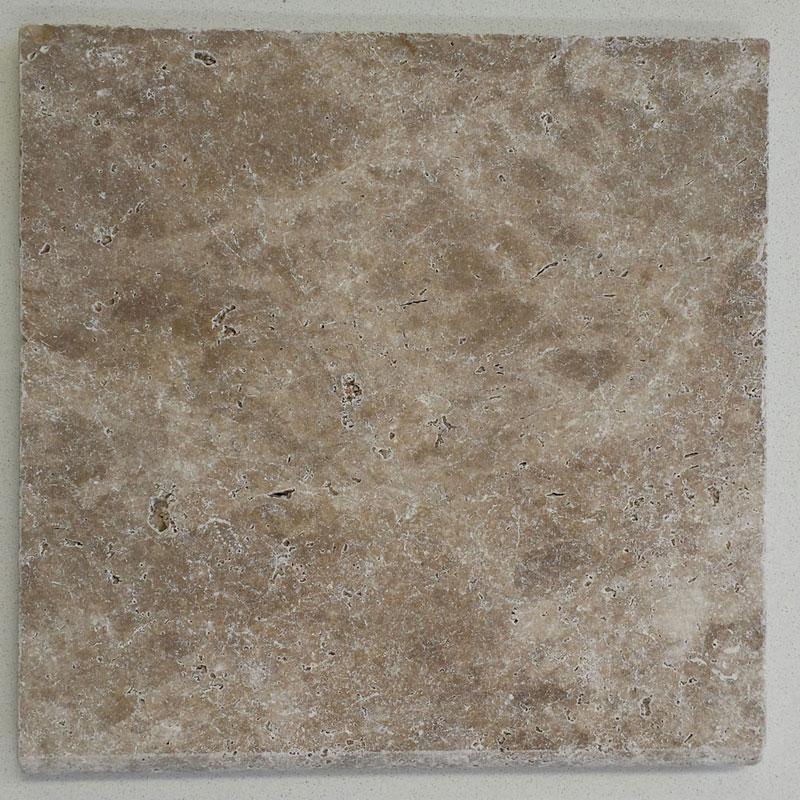 Dark Travertine Tile tumbled travertine tiles - edstein creative stone | edstein