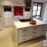 Keith's Designer Kitchens - Caesarstone - Ice Snow