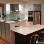 Kitchens for Living - Caesarstone - Ice Snow