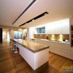 Nadin West - Caesarstone - Cashmere Osprey