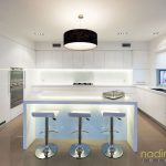 Nadin West - Quantum Quartz - Luna White