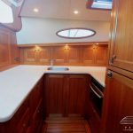 Palm Beach Motor Yachts - Caesarstone - Buttermilk