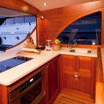 Palm Beach Motor Yachts - Caesarstone - Buttermilk
