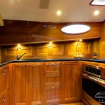 Palm Beach Motor Yachts - Caesarstone - Night Sky