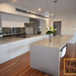 Taylors Kitchens - Caesarstone - Shitake