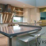 Viison Kitchens - Quantum Quartz - Galaxy Grey